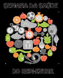 logomarca semana da saúde e bem-estar 2015